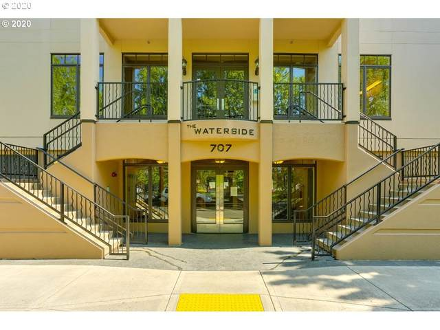 707 N Hayden Island Dr #228, Portland, OR 97217 (MLS #20548150) :: Song Real Estate