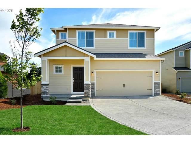 1302 W 16TH Ave, La Center, WA 98629 (MLS #20548269) :: Fox Real Estate Group