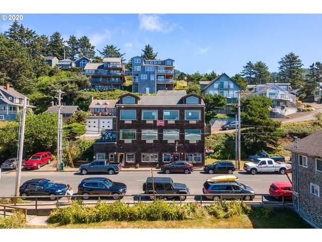 1505 Pacific Ave, Oceanside, OR 97134 (MLS #20548321) :: Beach Loop Realty