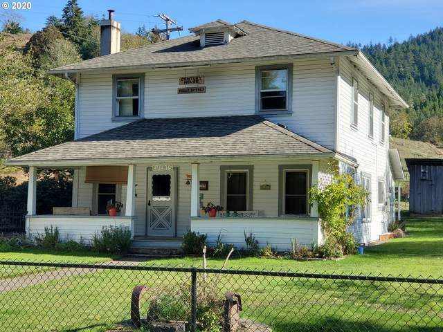 8719 Buckhorn Rd, Roseburg, OR 97470 (MLS #20548933) :: The Liu Group
