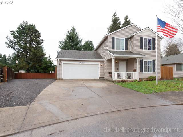 52692 NE Sheena Pl, Scappoose, OR 97056 (MLS #20549550) :: Next Home Realty Connection