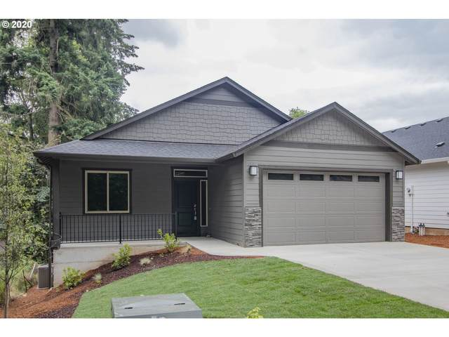2515 NE 59TH St, Vancouver, WA 98663 (MLS #20549629) :: Fox Real Estate Group