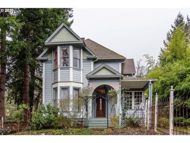 570 E 40TH Ave, Eugene, OR 97405 (MLS #20549942) :: Song Real Estate
