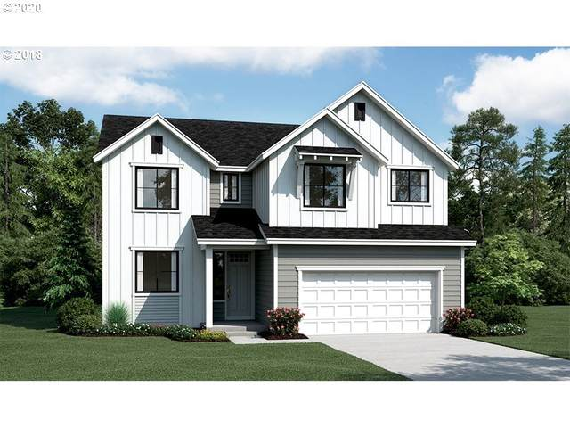 3831 NE Kingbird St, Camas, WA 98607 (MLS #20550004) :: Song Real Estate