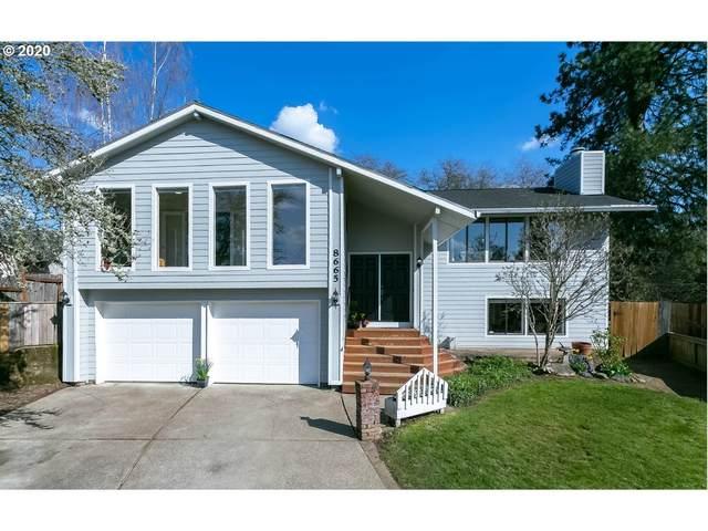 8665 SW Yakima Ct, Tualatin, OR 97062 (MLS #20550055) :: Matin Real Estate Group