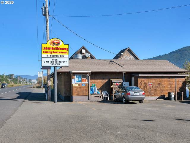 670 N Hwy 101, Rockaway Beach, OR 97136 (MLS #20550221) :: Townsend Jarvis Group Real Estate