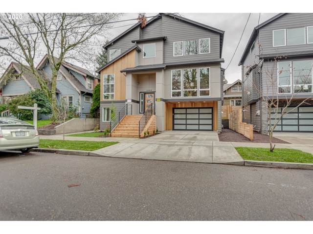 2664 SE 33RD Pl, Portland, OR 97202 (MLS #20550302) :: Next Home Realty Connection
