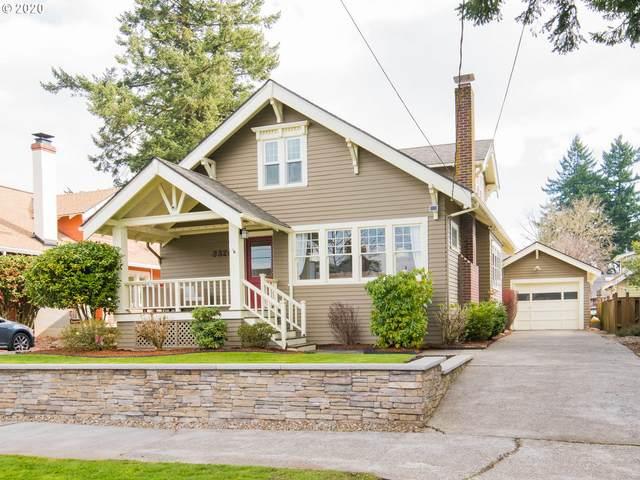 3326 NE 60TH Ave, Portland, OR 97213 (MLS #20550428) :: Premiere Property Group LLC