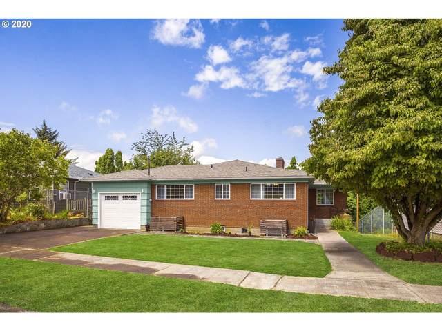 2309 NE Morgan St, Portland, OR 97211 (MLS #20550461) :: Brantley Christianson Real Estate