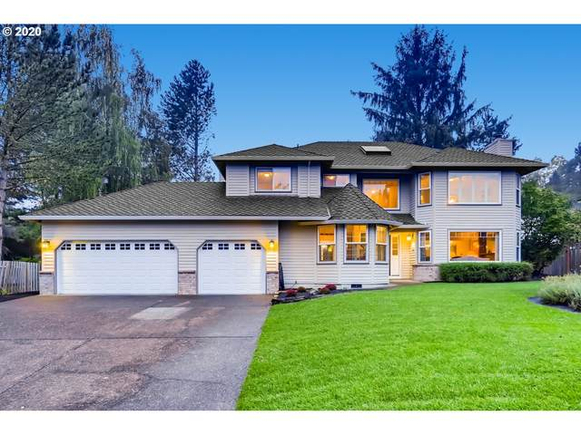 13998 Westcott Ct, Lake Oswego, OR 97035 (MLS #20550538) :: Townsend Jarvis Group Real Estate