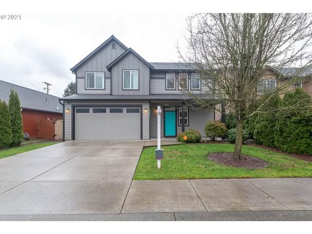 11217 NE 107TH Cir NE, Vancouver, WA 98662 (MLS #20550545) :: Next Home Realty Connection