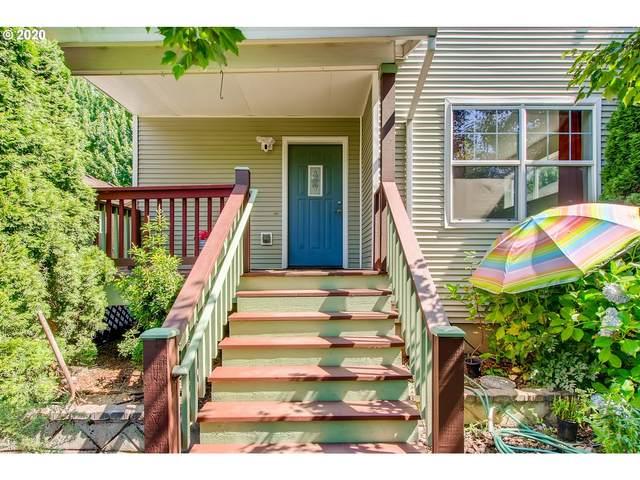 8351 N Johnswood Dr, Portland, OR 97203 (MLS #20551488) :: Holdhusen Real Estate Group