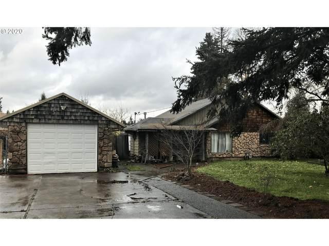 12907 SE Bush St, Portland, OR 97236 (MLS #20551522) :: Lux Properties