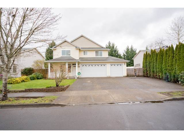 1009 NW 27TH Ave, Battle Ground, WA 98604 (MLS #20551955) :: Next Home Realty Connection