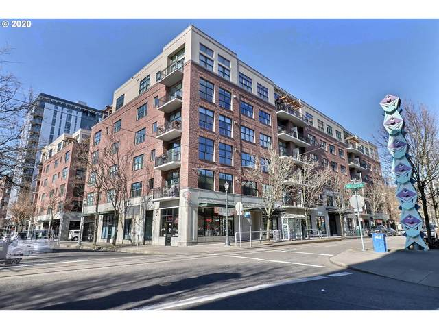 821 NW 11TH Ave #103, Portland, OR 97209 (MLS #20552103) :: Holdhusen Real Estate Group