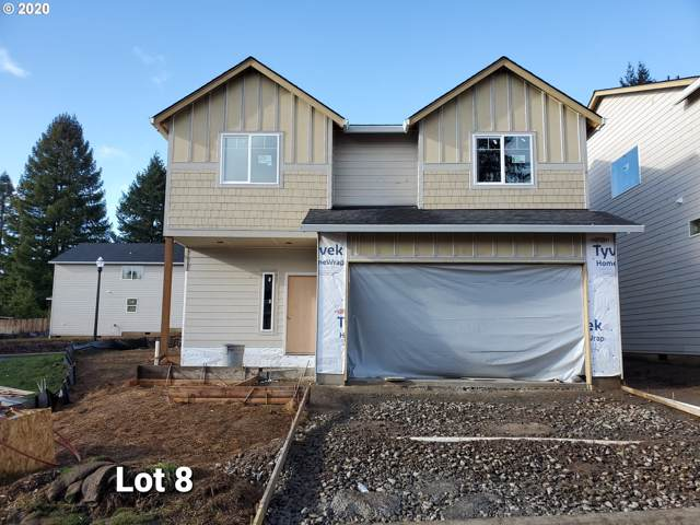 4902 NE 65th Ct, Vancouver, WA 98661 (MLS #20552105) :: Next Home Realty Connection