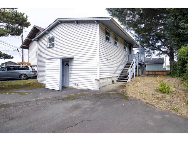 1424 SE 3RD St, Lincoln City, OR 97367 (MLS #20552658) :: Brantley Christianson Real Estate