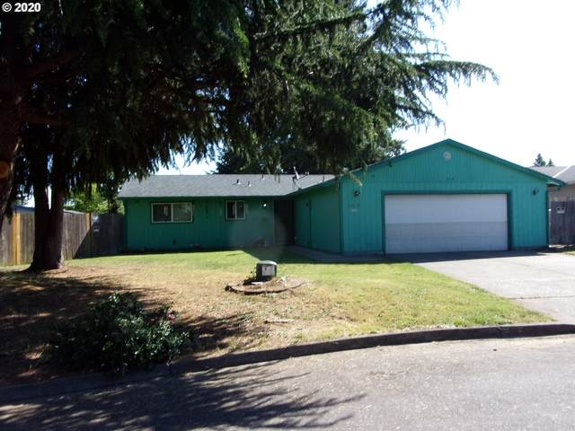 7417 NE 110TH Ave, Vancouver, WA 98662 (MLS #20552886) :: Song Real Estate