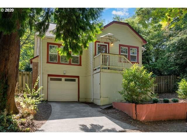 3118 SW Beaverton Hillsdale Hwy, Portland, OR 97239 (MLS #20552945) :: Fox Real Estate Group