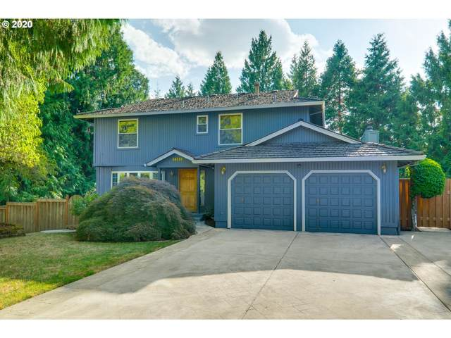 10130 SW Kent Pl, Tigard, OR 97224 (MLS #20552977) :: Next Home Realty Connection