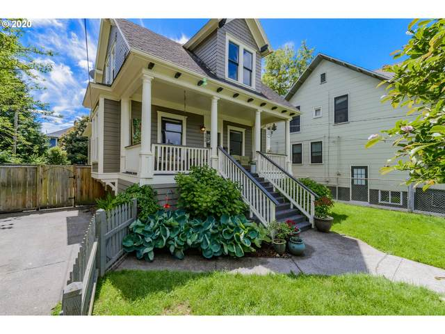 132 NE Fargo St, Portland, OR 97212 (MLS #20553034) :: Next Home Realty Connection