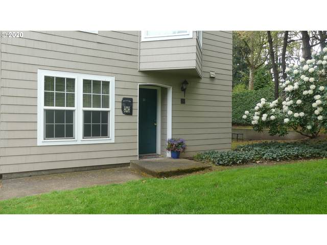 8710 SW Curry Dr D, Wilsonville, OR 97070 (MLS #20553164) :: Fox Real Estate Group