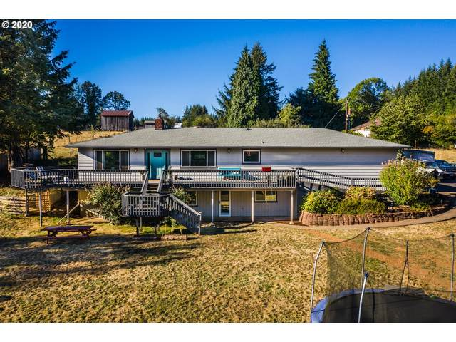2010 NE 277TH Ave, Camas, WA 98607 (MLS #20553300) :: The Galand Haas Real Estate Team