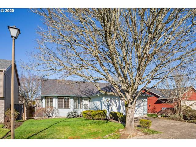 16563 NW Charlais St, Beaverton, OR 97006 (MLS #20553515) :: Change Realty