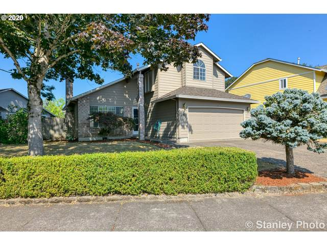 21455 SW Lois St, Beaverton, OR 97003 (MLS #20553896) :: Next Home Realty Connection