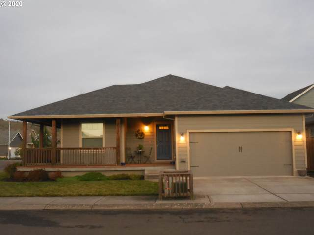 235 NW Sagan Loop, Sheridan, OR 97378 (MLS #20554228) :: TK Real Estate Group