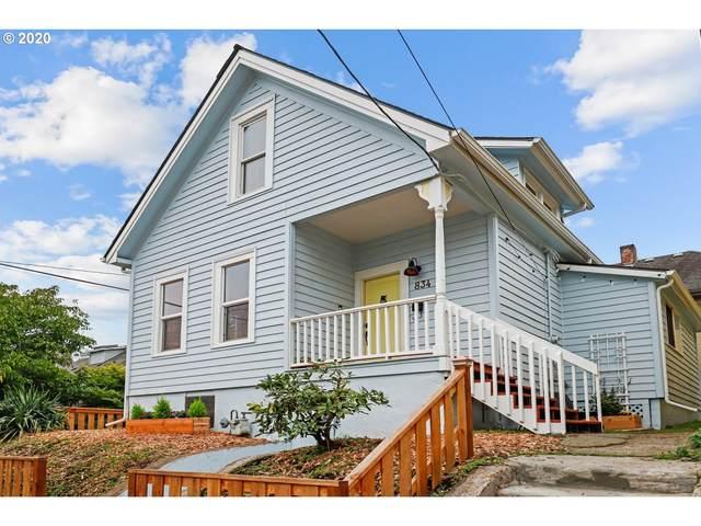 834 NE Shaver St, Portland, OR 97212 (MLS #20554665) :: McKillion Real Estate Group