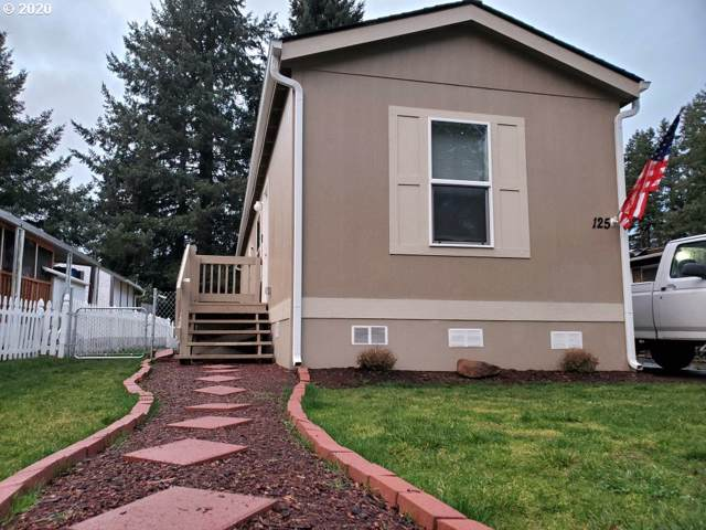 33838 E River Dr #125, Creswell, OR 97426 (MLS #20554714) :: Change Realty