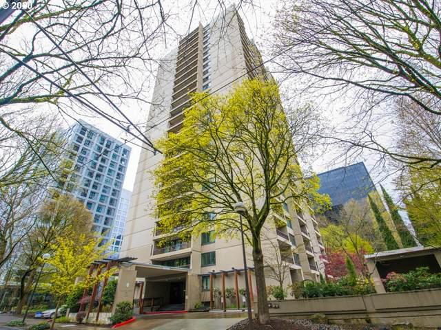 255 SW Harrison St 11A, Portland, OR 97201 (MLS #20555082) :: Change Realty