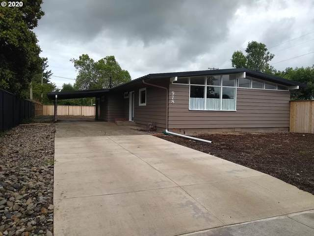 978 Ascot Dr, Eugene, OR 97401 (MLS #20555133) :: Fox Real Estate Group