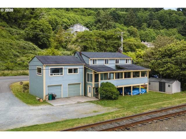 15090 N Hwy 101, Rockaway Beach, OR 97136 (MLS #20555246) :: Townsend Jarvis Group Real Estate