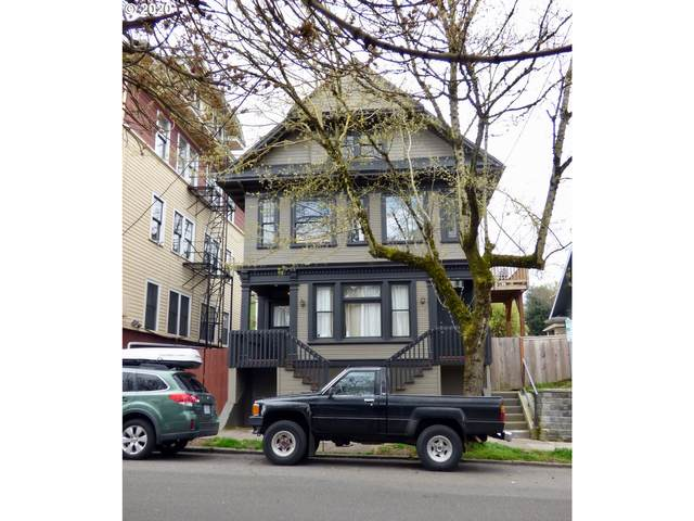 216 SE 13TH Ave, Portland, OR 97214 (MLS #20555404) :: Coho Realty