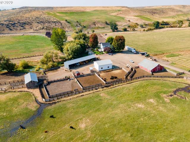 44487 Duby Rd, Baker City, OR 97814 (MLS #20556066) :: Premiere Property Group LLC