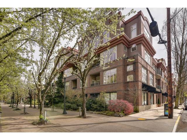 618 NW 12TH Ave #412, Portland, OR 97209 (MLS #20556093) :: Holdhusen Real Estate Group