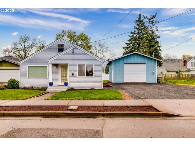 445 S 2ND St, Harrisburg, OR 97446 (MLS #20556328) :: Song Real Estate