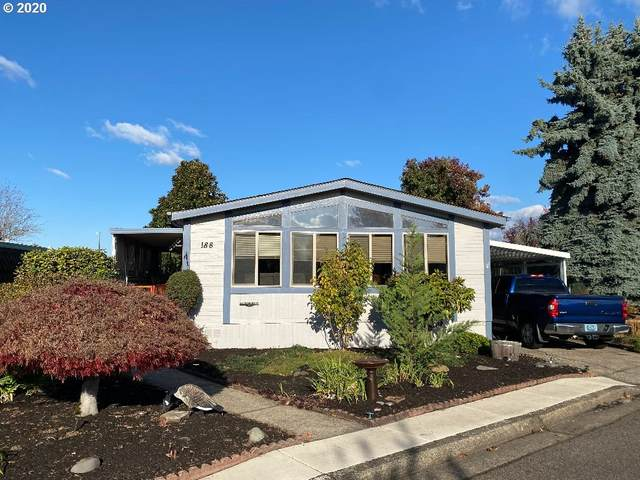 1199 N Terry St #188, Eugene, OR 97402 (MLS #20558153) :: Townsend Jarvis Group Real Estate