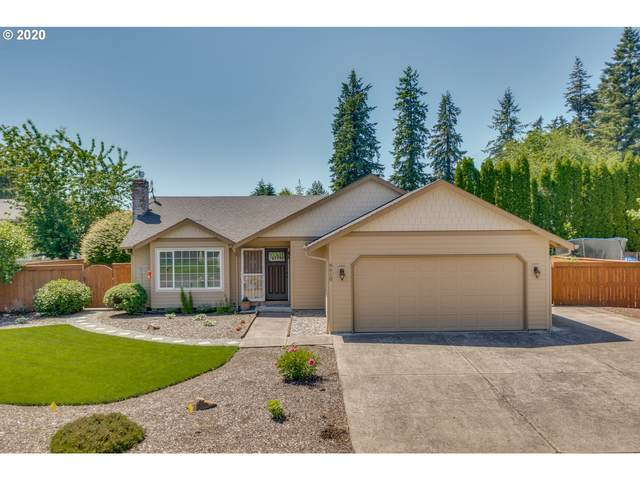 8610 NE 110TH Ave, Vancouver, WA 98662 (MLS #20558426) :: Song Real Estate