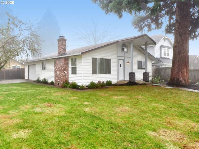 803 Madison St, Silverton, OR 97381 (MLS #20558601) :: Townsend Jarvis Group Real Estate
