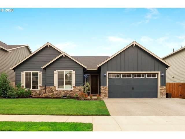 12501 NE 106TH Cir, Vancouver, WA 98682 (MLS #20558635) :: Fox Real Estate Group