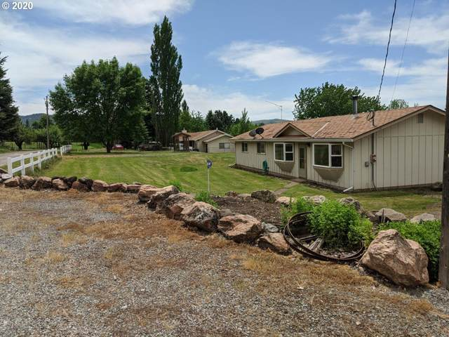 60924 Overlook Dr, Cove, OR 97824 (MLS #20558937) :: The Liu Group