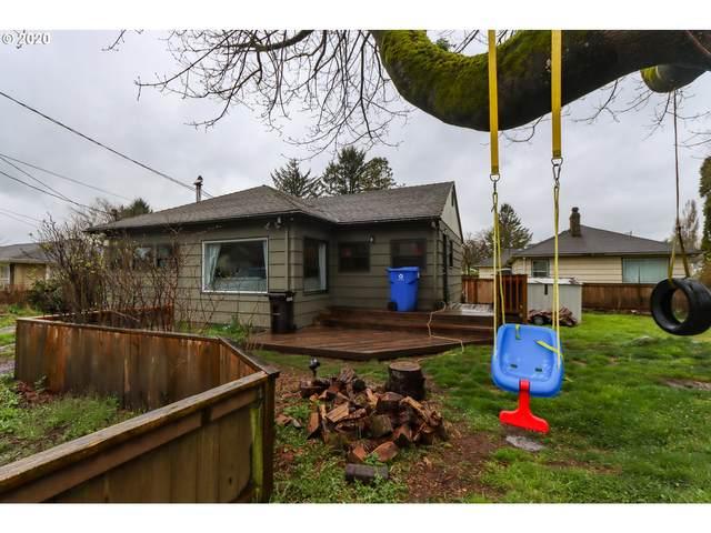 804 Williams Ave, Tillamook, OR 97141 (MLS #20559034) :: McKillion Real Estate Group