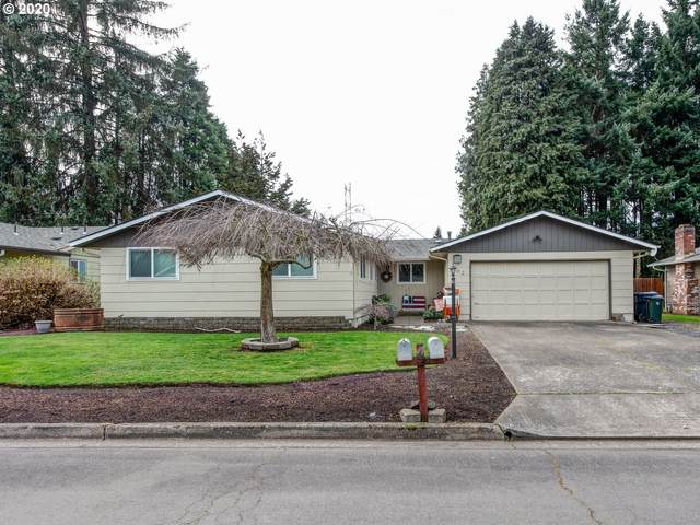 702 Rayner Ave, Springfield, OR 97477 (MLS #20559724) :: Premiere Property Group LLC