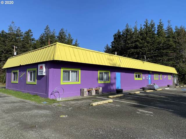 460 Madrona Ave, Port Orford, OR 97465 (MLS #20559973) :: Gustavo Group