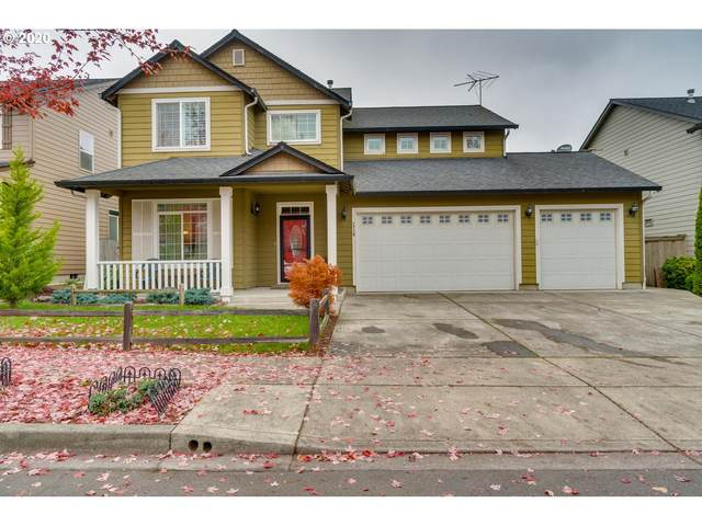 1710 SE 4TH Ave, Battle Ground, WA 98604 (MLS #20560008) :: Next Home Realty Connection