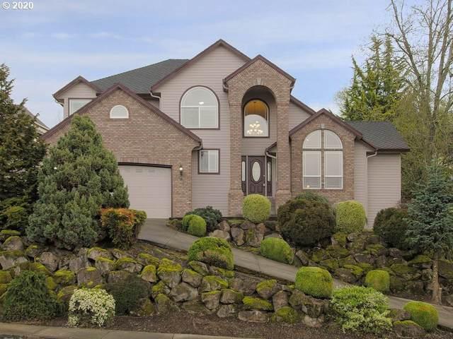 928 NW Grand Ridge Dr, Camas, WA 98607 (MLS #20560179) :: Fox Real Estate Group