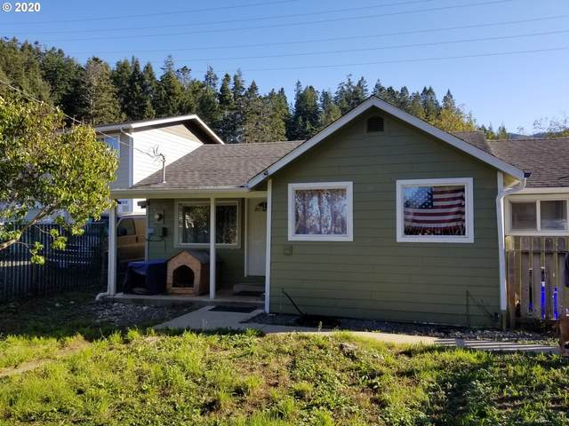 94245 Eleventh St, Gold Beach, OR 97444 (MLS #20560857) :: Change Realty